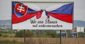 Slovensko opäť čelí hanbe. Tentokrát za to môže billboard