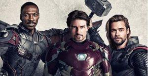 Ako by vyzeralo obsadenie Avengerov, keby vznikli v 90. rokoch? Keanu Reeves a Eddie Murphy by nesmeli chýbať