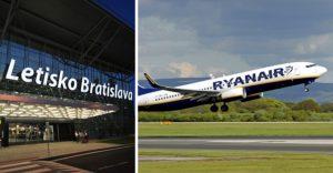Ryanair spustil šialený výpredaj leteniek od 3,99€ s odletom z Bratislavy. V ponuke sú mnohé atraktívne destinácie