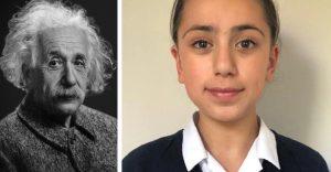 11 ročné dievča prekvapuje svojou nadpriemernou inteligenciou. IQ má vyššie ako Einstein či Hawking