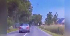 Policajt v civile natrafil na opitú vodičku, ktorá sa vracala zo svadby