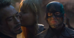 Dojímavá scéna, ktorú z Endgame vystrihli. Avengers sa v nej lúčia s Tonym Starkom