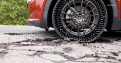 Michelin predstavil pneumatiky, na ktorých je nemožné dostať defekt