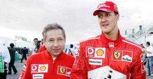 Blízky priateľ Michaela Schumachera prezradil, že stav legendárneho pilota F1 sa lepší