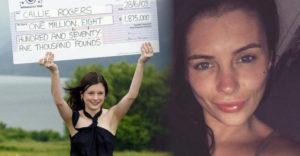 V roku 2003 vyhrala vtedy len 16 ročná študentka 1,8 milióna libier. Ako si žije dnes?