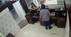 Žena udelila lekciu svojmu agresívnemu partnerovi