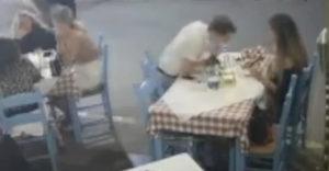 Pohotový chlapík v reštaurácii zachránil muža pred udusením sa