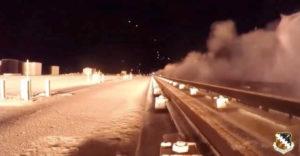 Hypersonické raketové sane testované v USA dosiahli rýchlosť 10 620 km/h