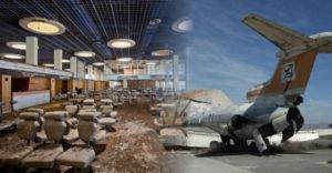 Opustené letisko na Cypre, z ktorého už 41 rokov nevzlietlo žiadne lietadlo