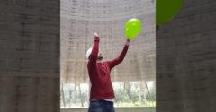 Praskol balón vo veži atómovej elektrárne. Miestni si mysleli, že prichádza búrka
