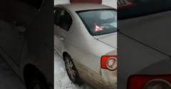 Mladá dáma si prišla dať vyčistiť auto. Zamestnanci taký chliev ešte nevideli