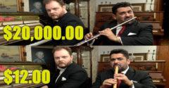 Dokážeš počuť rozdiel medzi lacnou a drahou flautou?