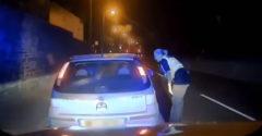Vodič si pokyny policajtky vysvetlil po svojom (Brala to s humorom)
