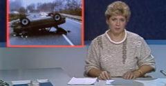 Socialistická televízia divákov nešetrila. Vodičov varovala pred nehodami autentickými zábermi