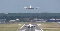Presnosť výpočtov v letectve. Vzlet aj pristátie na jednej dráhe tesne po sebe
