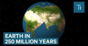 Ako bude planéta Zem vyzerať za 250 miliónov rokov? Kontinenty ako ich teraz poznáme, nebudú existovať