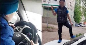 Matka nechala svojho 6 ročného syna šoférovať 130 km/h rýchlosťou. Odkazuje, že nič neľutuje