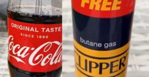 Coca Colu zmiešal s butánovým plynom (Založil vesmírny program)