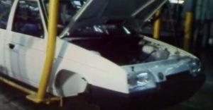 Archívne video o Škode Favorit, ktorá spôsobila v roku 1988 celonárodný ošiaľ