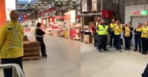 Keď ľuďom z novej ponuky v Ikei kvapká na karbid
