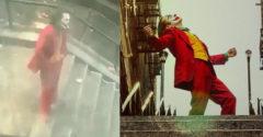 Fanúšikovi sa podarilo nahrať natáčanie ikonickej scény z Jokera v reálnom čase