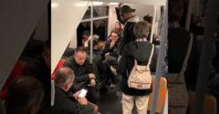Čo robiť, keď si v autobuse už nie je kam sadnúť