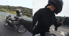 Daň za porušovanie pravidiel? Motorkárka to poslala v 180 km/h do zvodidiel