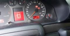 Kontroloval si najazdené kilometre vo svojom Audi (Trošku mu to uletelo)
