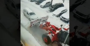 Keď parkuješ tam, kde netreba (Cestárova pomsta)