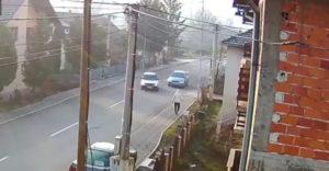 Tri autá na kašu a chodcovi nič (Pohotová reakcia)
