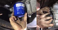 Čo sa stane, keď sa zanedbá výmena oleja v aute