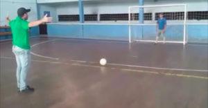 Futsalový tréner vyfasoval novú prezývku (Anestéziológ)