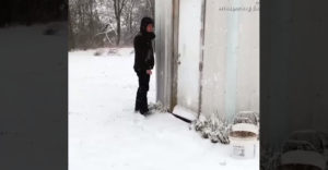 Ale je tu zima! Baby, dnes kašleme na to (Kačice)