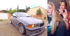 Majiteľ starého BMW objavil vo svojom aute novú funkciu