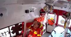 Keď posádka sanitky kašle na bezpečnosť (Zalietali si)
