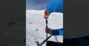 Čo robiť, keď v lyžiarskom stredisku zastaví lanovka