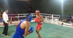 Boxeri si načasovali tvrdé dvojité KO. Rozhodca nevedel, čo má robiť