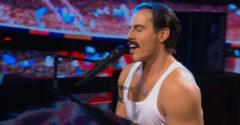 V Chorvátsku sa stalo hitom vystúpenie herca v súťaži Tvoja tvár znie povedome (Queen)