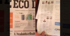 Nekrológy v talianskych novinách pred a po vypuknutí koronavírusu (Obrovský rozdiel)