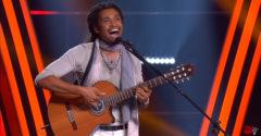 V súťaži zaspieval hit od Michaela Jacksona. Porotcov dostal svojim originálnym prevedením