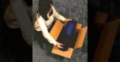 Ako zmeniť veľkosť kartónovej krabice (Jednoduchý návod)