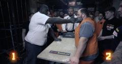 Legendárny Vasily vs. brazílsky MMA zápasník Zuluzinho (Fackovací duel)