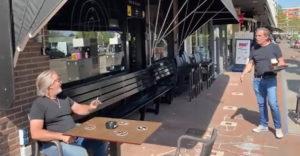 Keď si objednáte veľké pivo počas karantény (Dodržali odstup)