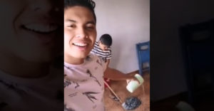 Sabotoval výkon domácich prác mladšieho brata. Na pomstu dlho nečakal
