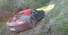 Kúpil si Porsche 911, na G-čko už nezostalo (Offroad)