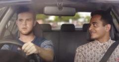 Jednoduchý trik, ako zabrániť kamarátovi v používaní telefónu počas šoférovania