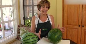 Ako vyzerá rok starý melón vo vnútri