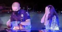 Policajt zachránil život 3-týždňovému bábätku (Dráma na ulici)