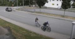 Daj sem ten bicykel, ten patrí môjmu synovi (Zásah proti krádeži)