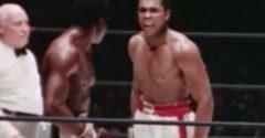 Muhammad Ali rozbil súpera za to, lebo ho neoslovil jeho novým menom (What´s my name?)